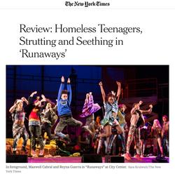 NY Times: Runaways