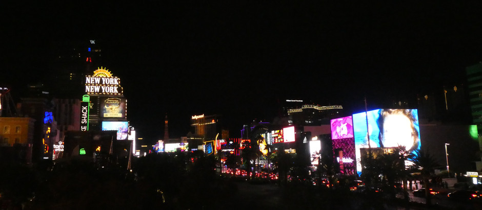 Grand Canyon, Las Vegas und Death Valley