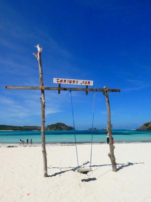 Schaukel Tanjung Aan Beach