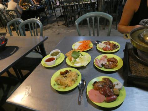 Essen in Thailand