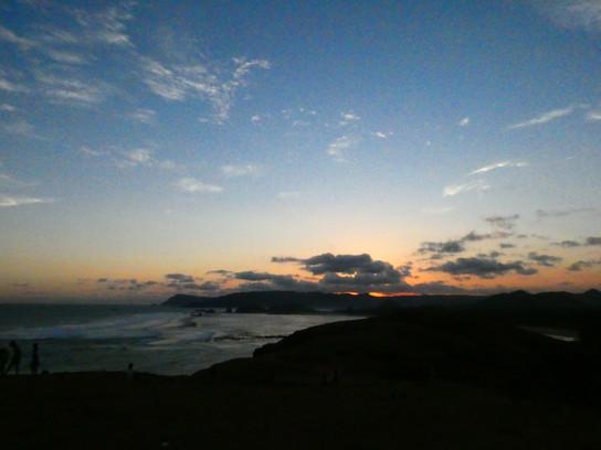 Sonnenuntergang Bukit Merese