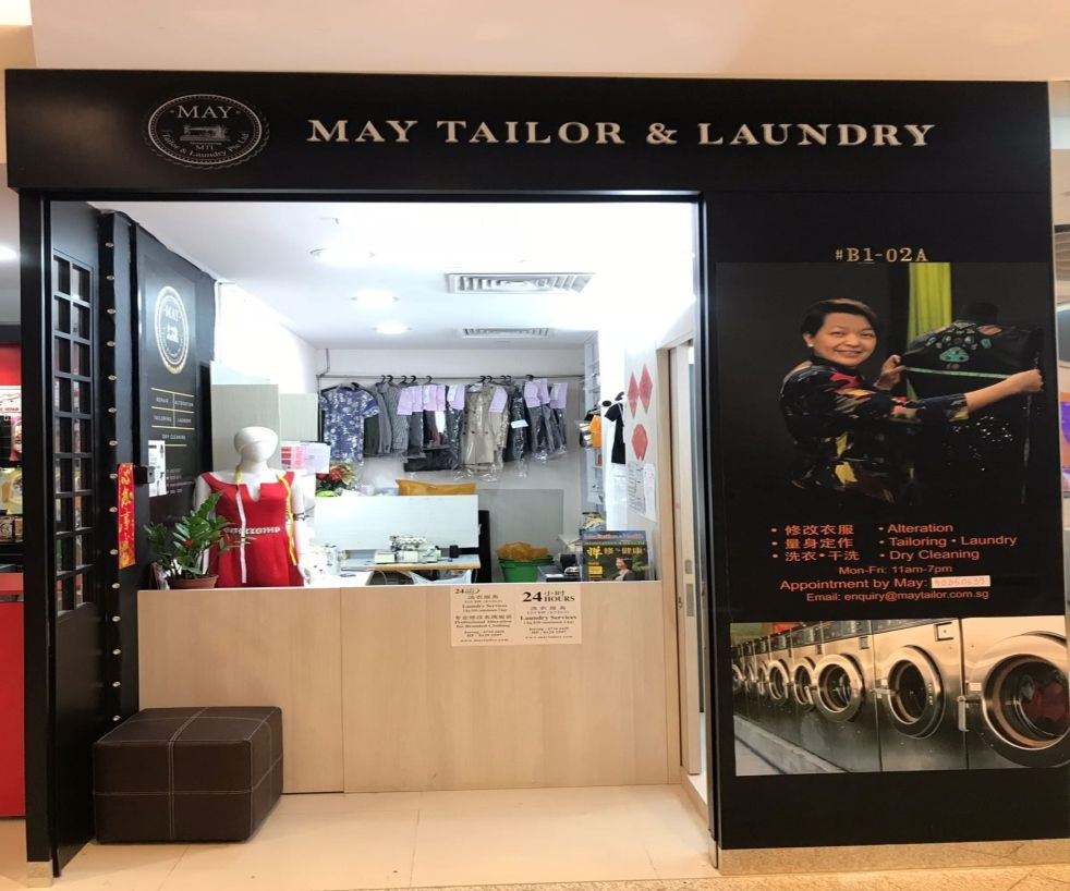 May Tailor & Laundry