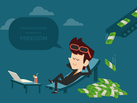 HOW TO DOUBLE YOUR MONEY WITH PASSIVE INCOME IN 7 YEARS