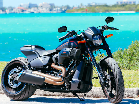 WHY THE HARLEY DAVIDSON FXDR IS THE PERFECT MOTORCYCLE FOR YOU