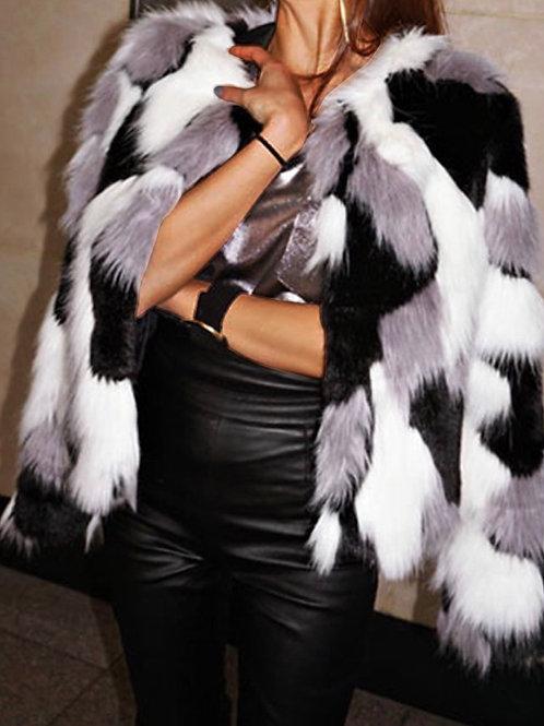 Icy Girl Coat