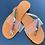 Thumbnail: Clear Snakeskin Sandals
