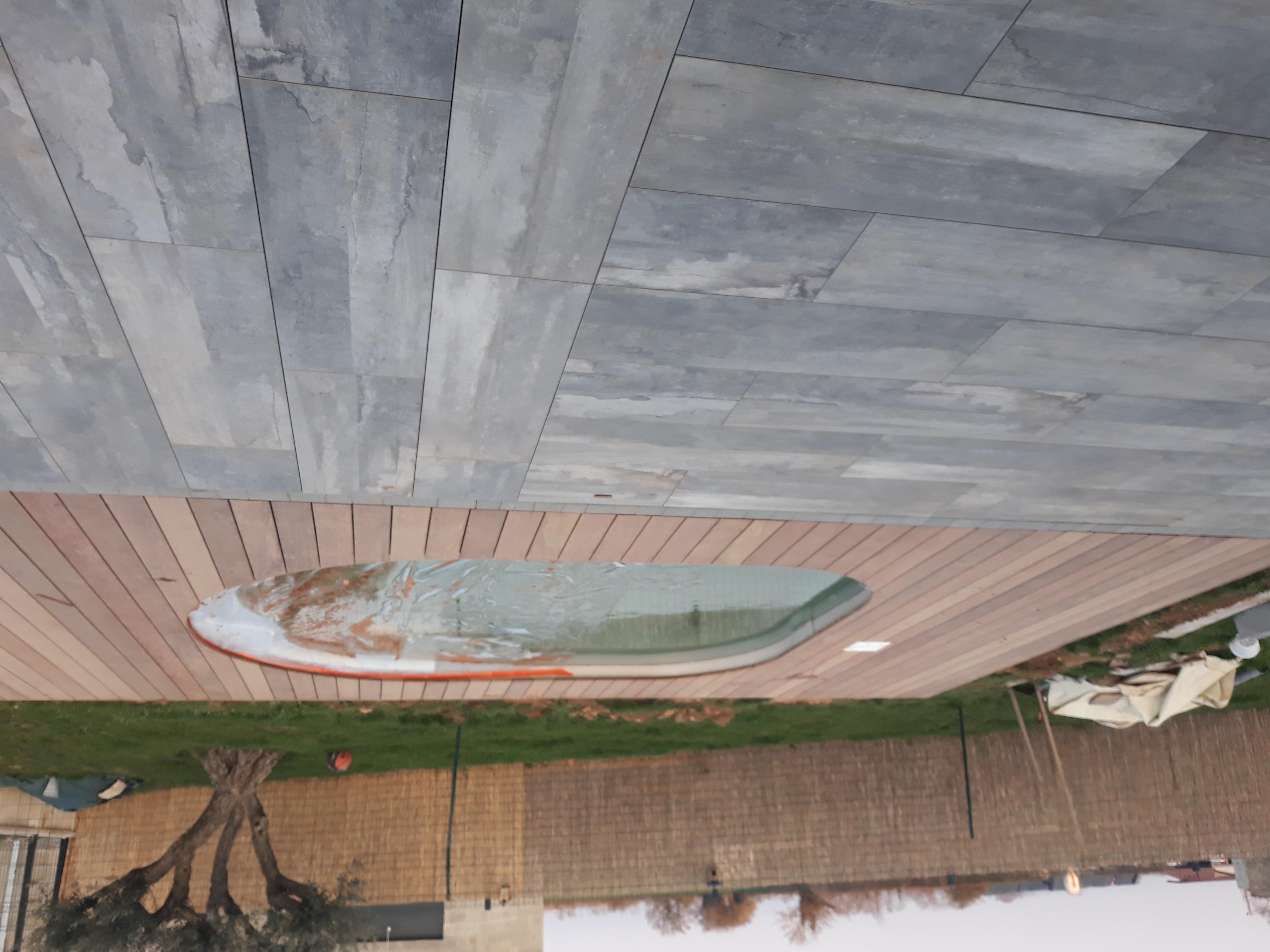 Terrasse bois exotique IPE a villette  D