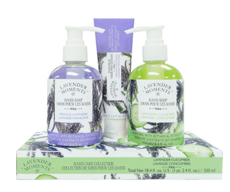 Lavender Moments Handcare Collection