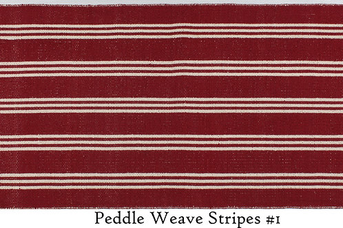 Peddle Weave Stripes & Checks