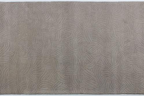 Wool Handtufted Swirl