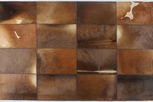 Leather Marcus Overstiched