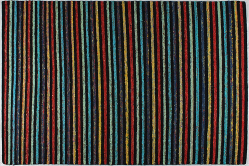 Wool Multi Stripes