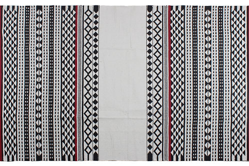 Cotton Rug - Cotton African