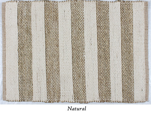 Seagrass Chenille Clover Large