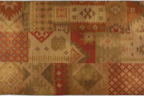 Wool Dhurrie #S73