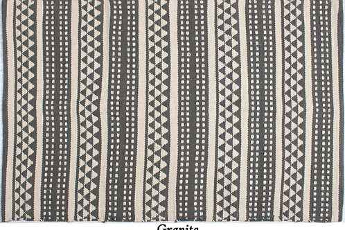 Cotton Rug - Cotton Tribal #4