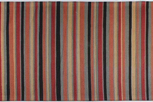 Jute Jacquard Stripes