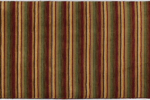 Wool Tuffted Stripes