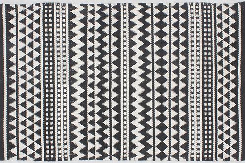Cotton Rug - Cotton Tribal #14