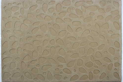 Wool Handtufted Pebble