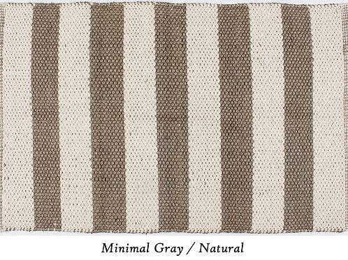Jute Broad Stripes