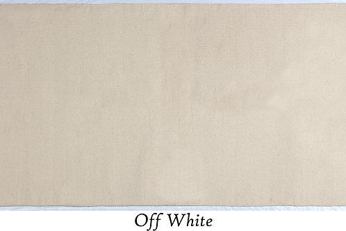 Cotton Canvas Plain
