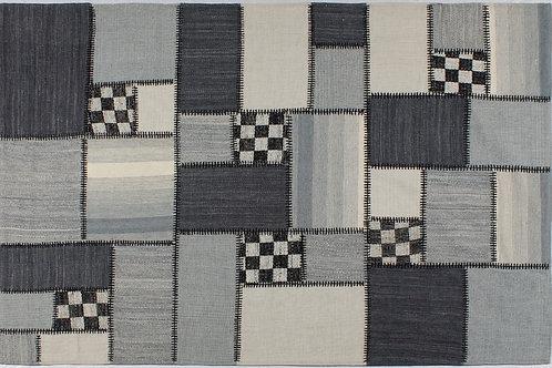Wool Dhurrie #S89