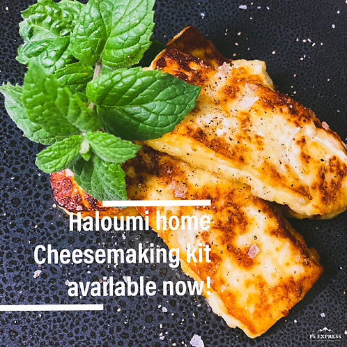 Haloumi Home Cheesemaking Kit