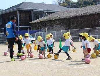 トリニータサッカー教室.JPG