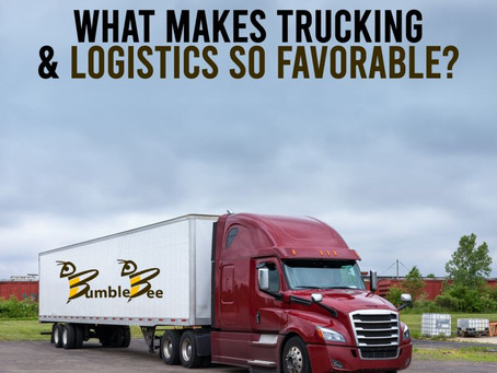 What Makes Trucking So Favorable?