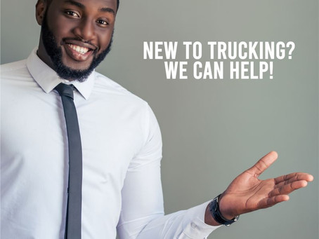 New To Trucking, Bumble Bee Can Help