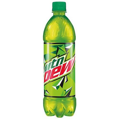Mt Dew Bottle 16.09 oz