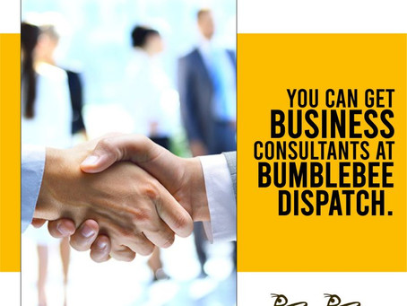 Business Consultations At Bumble Bee