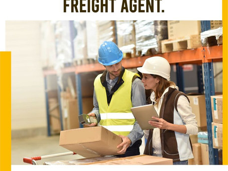 The 2 Major Roles Of A Freight Agent