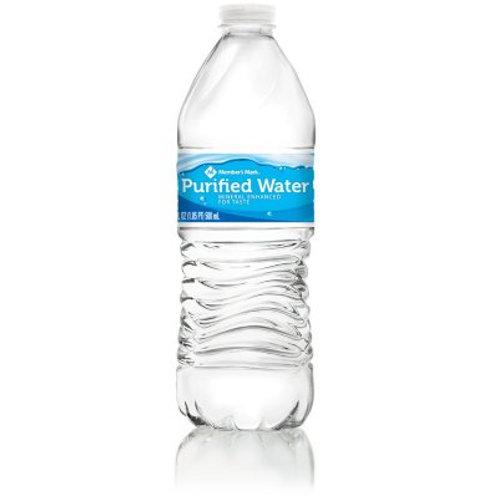 Sams Bottled Water 16.09 oz
