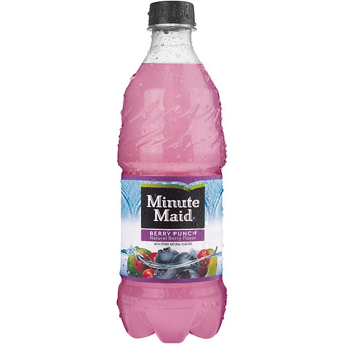 Minute Maid Berry Punch 20 oz