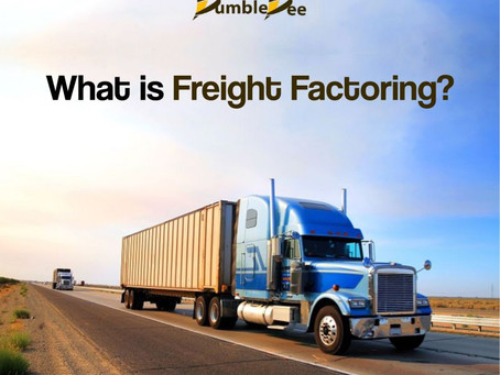 What is Freight Factoring