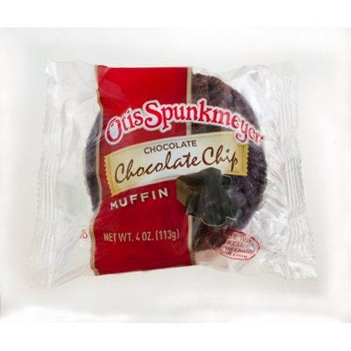 Otis Spunkmeyer Choc Choc Chip Muffin