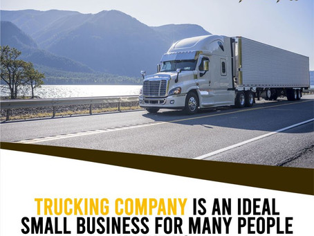 97% Of Trucking Companies Are Small Businesses
