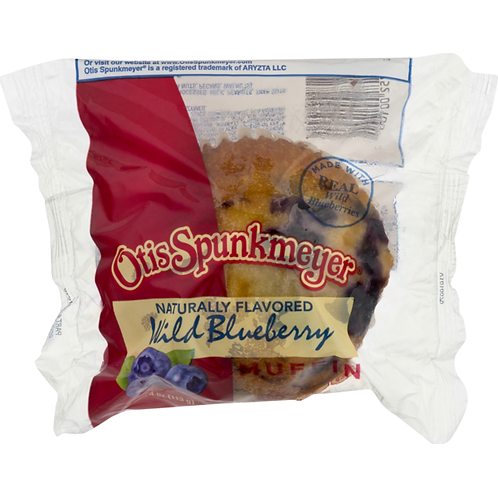 Otis Spunkmeyer Blueberry Muffin