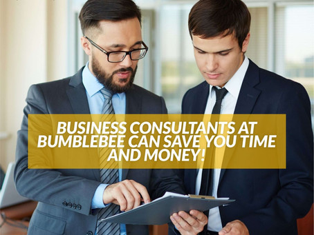Business Consults At Bumble Bee Can Save You Time And Money
