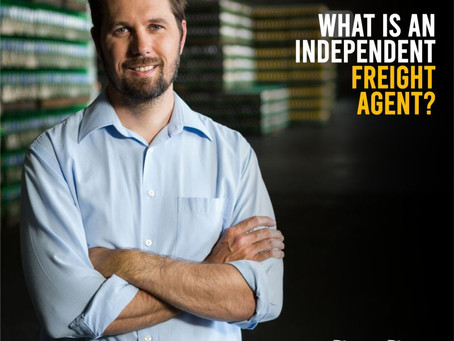 What Is An Independent Freight Agent!