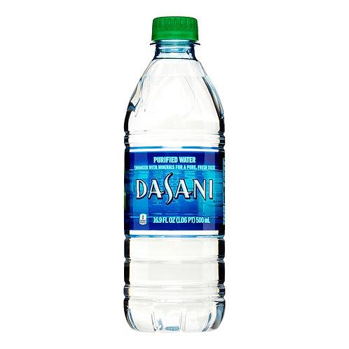 Dasani Bottled Water 16.09 oz