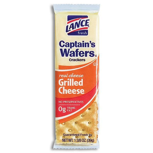 Lance Grilled Cheese Crackers