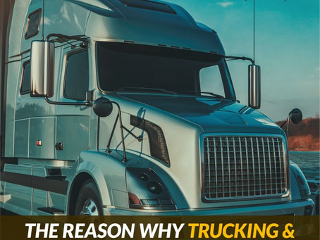 Why Is Trucking So Favorable