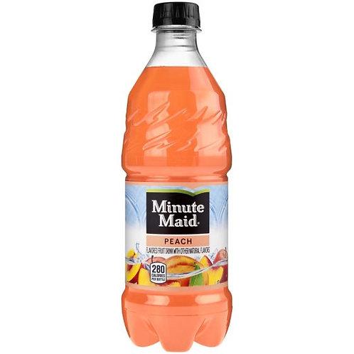 Minute Maid Peach 20 oz