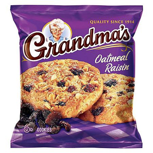 Grandma's Oatmeal Raisin
