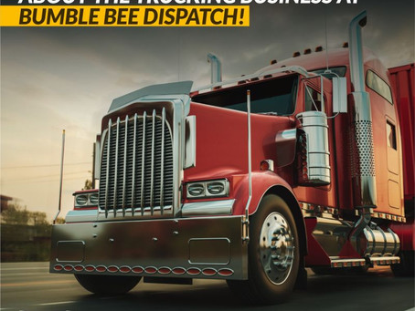 Get Educated About The Trucking Industry At Bumble Bee Dispatch