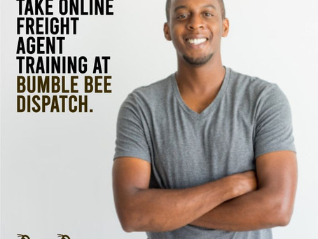 Take The Online Freight Agent Training At Bumble Bee