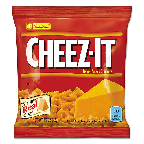 Cheez-It Cheddar Crackers